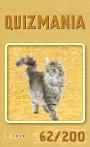 Quizmania - 062 - Katze Quizkarte