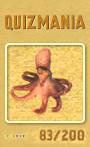 Quizmania - 083 - Octopus Quizkarte