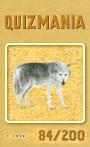 Quizmania - 084 - Wolf Quizkarte