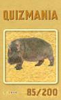 Quizmania - 085 - Nilpferd Quizkarte