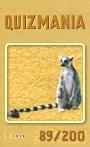 Quizmania - 089 - Lemur Quizkarte