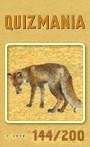 Quizmania - 144 - Fuchs Quizkarte