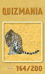 Quizmania - 164 - Leopard Quizkarte