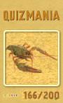 Quizmania - 166 - Flusskrebs Quizkarte