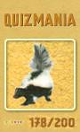 Quizmania - 178 - Skunk Quizkarte