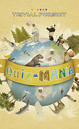 Quizmania - Päckchen mit 5 Quizkarten