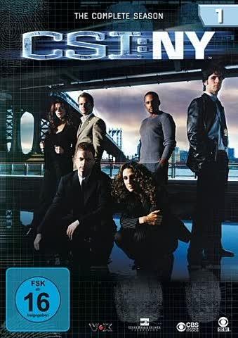 CSI: NY - Staffel 1