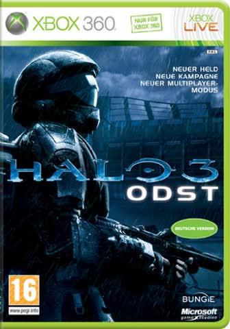 Halo 3: ODST [Pegi]