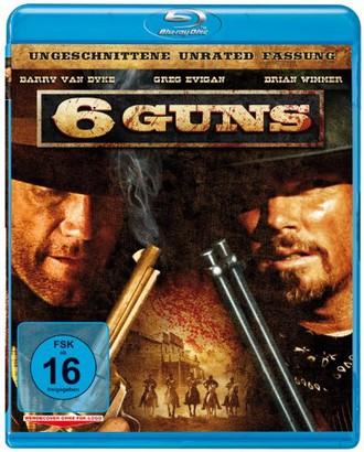 6 Guns [Blu-ray]