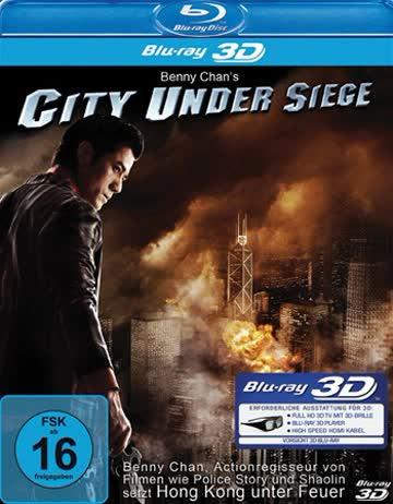 City Under Siege [3D Blu-ray]