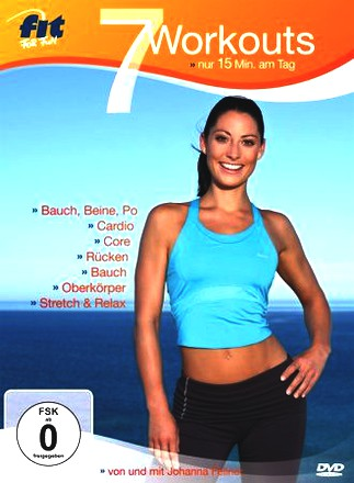 Fit for Fun - 7 Workouts: nur 15 Minuten am Tag