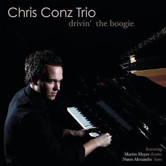 Chris Trio Conz - Drivin the Boogie