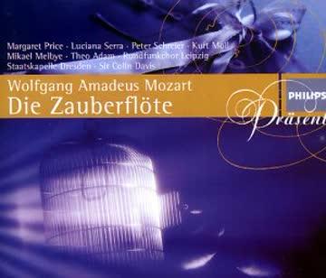 Price - Präsent - Mozart (Die Zauberflöte: Gesamtaufnahme)