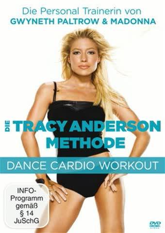 Tracy Anderson - Die Fitnesstrainerin Der Stars - Dance Cardio Workout