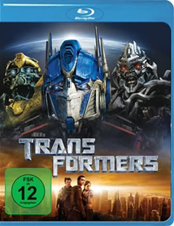TRANSFORMERS 1 - MOVIE [Blu-ray] [2007]