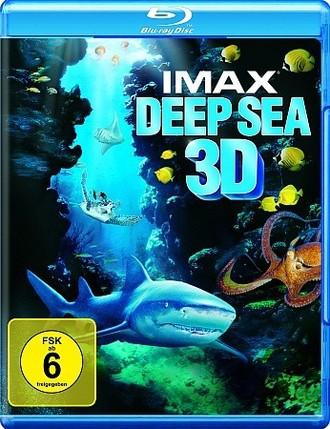 Imax: Deep Sea - Blu-Ray 3d