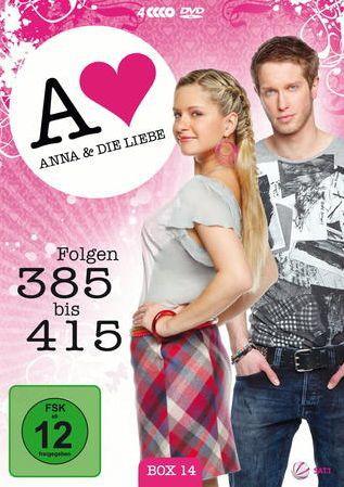 Anna Und Die Liebe - Season 1 - Box 14