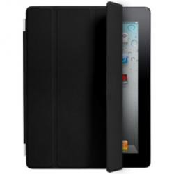 iPad Smart Cover BLACK Leather