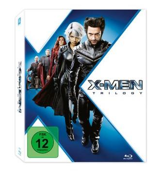 X-Men - Trilogie [Blu-ray] [Limited Edition]