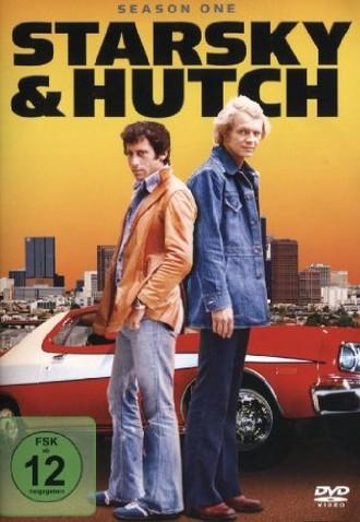 Starsky & Hutch - Season One [5 DVDs]