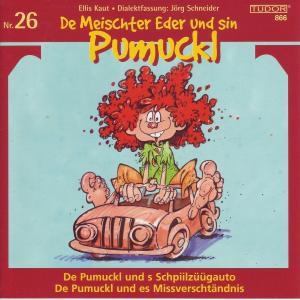 Pumuckl - 26,Schpiilzügauto/Missver