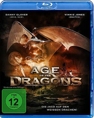 Age of the Dragons (BR) Min: 96DTS-HD5.1HD-1080p [Import germany]