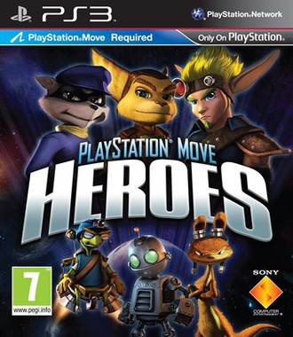 Playstation Move Heroes [Playstation Move Required]