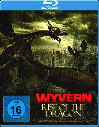 Wyvern - Rise of the Dragon [Blu-ray]