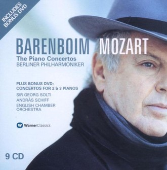 Daniel Barenboim - Klavierkonzerte