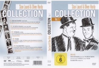 Stan Laurel & Oliver Hardy Collection 1919 - 1923 Vol 1