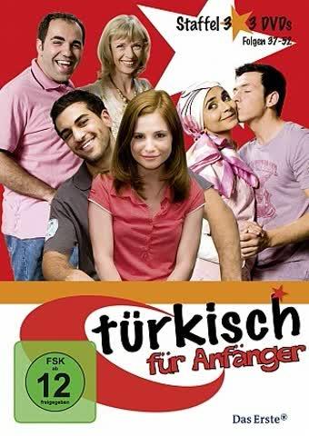 Türkisch für Anfänger - Staffel 3 (Folgen 37-52) [3 DVDs]