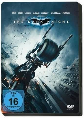 Batman - The Dark Knight (Steelbook)