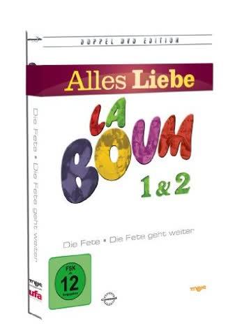 La Boum 1 & 2 [2 DVDs]