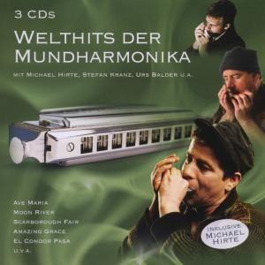 Michael Hirte Stefan Kranz Urs Balder - Welthits Der Mundharmonika