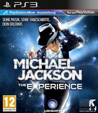 Michael Jackson The Experience [Playstation Move Required]