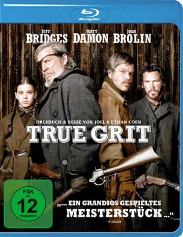 True Grit: inklusive DVD + Digital Copy