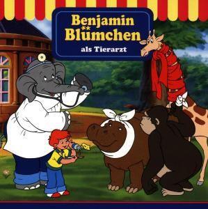 Benjamin Blümchen 085 als Tierarzt