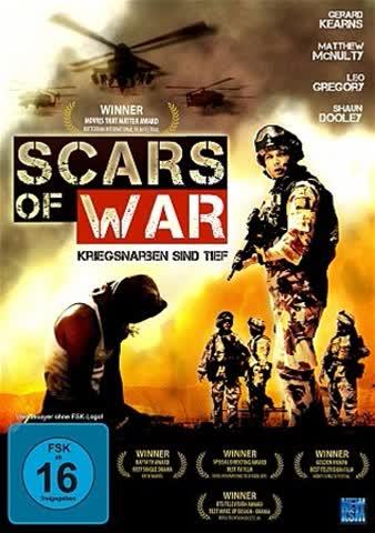 Scars of War - Kriegsnarben sind tief