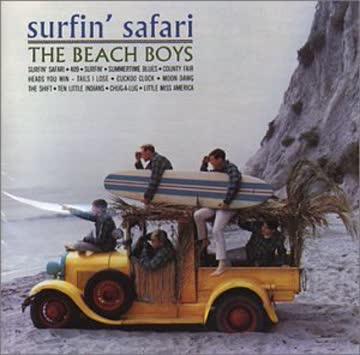 Beach Boys - Surfin' safari/Surfin' USA