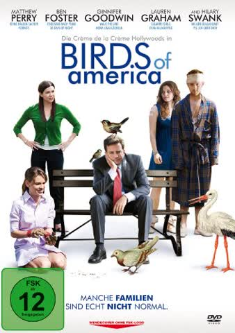 Birds of America (DVD)