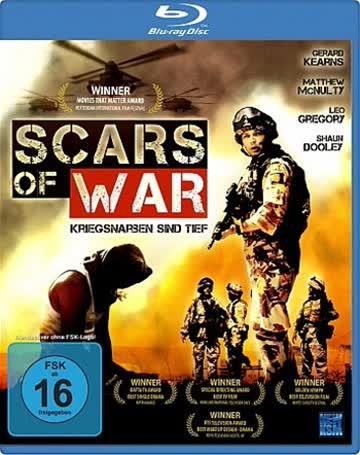 Scars of War - Kriegsnarben sind tief [Blu-ray]