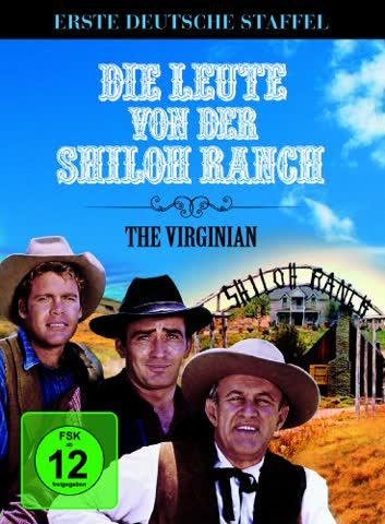 Die Leute von der Shiloh Ranch - Staffel 1 [4 DVDs]