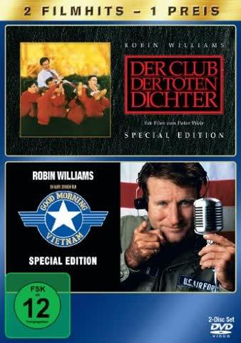 Der Club der toten Dichter / Good Morning, Vietnam [2 DVDs]