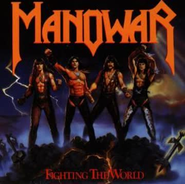 Manowar - Fighting The World