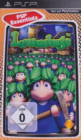 Lemmings - ESSENTIALS [German Version]