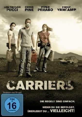 Carriers - Flucht vor der tödlichen Seuche