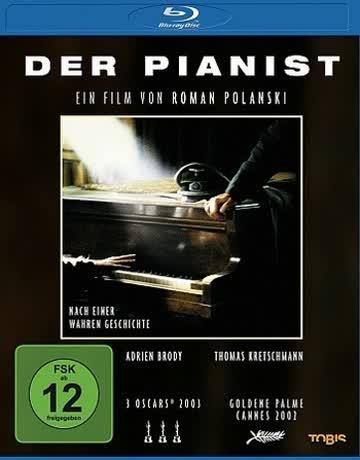 Der Pianist [Blu-ray]