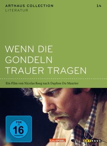 Wenn die Gondeln trauer tragen [DVD] [Import allemand]
