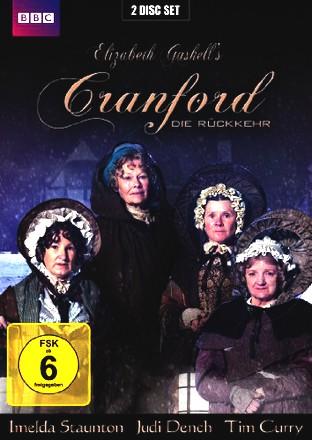 Die Rückkehr nach Cranford [2 DVDs]