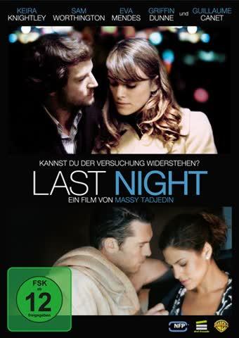 Last N¡ght (dvd)